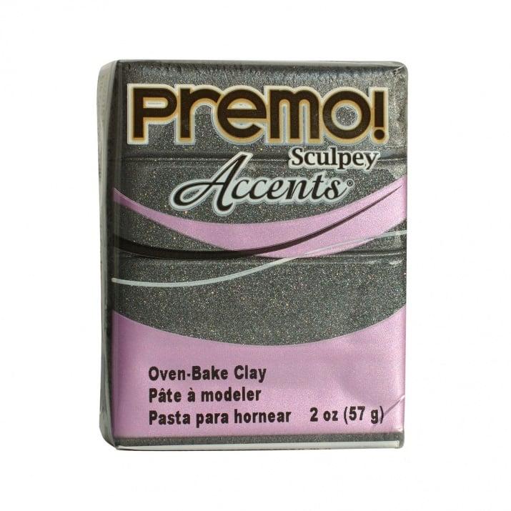 Полимерна глина Premo! Accents Sculpey, 57g Глина Premo! Accents Sculpey, 57g, звездно небе