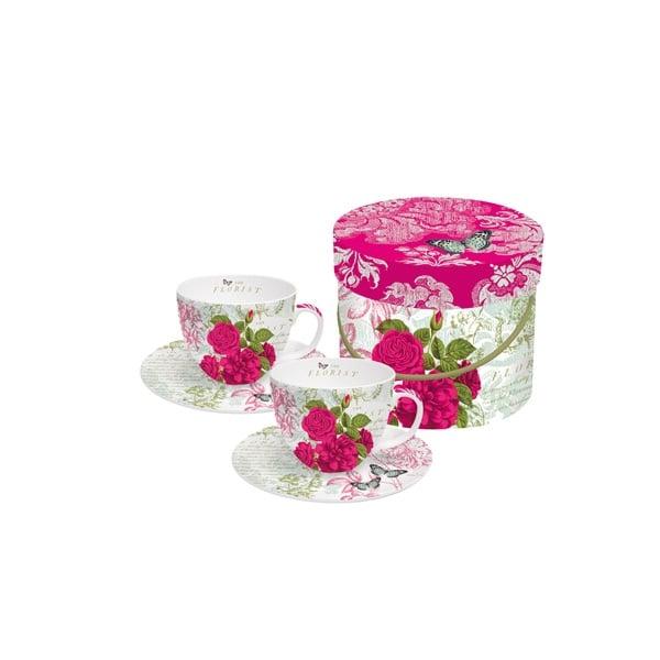 Порцеланов комплект Cappuccino Cup Rozier