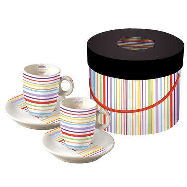 Порцеланов комплект Espresso Cup Primavera S.89