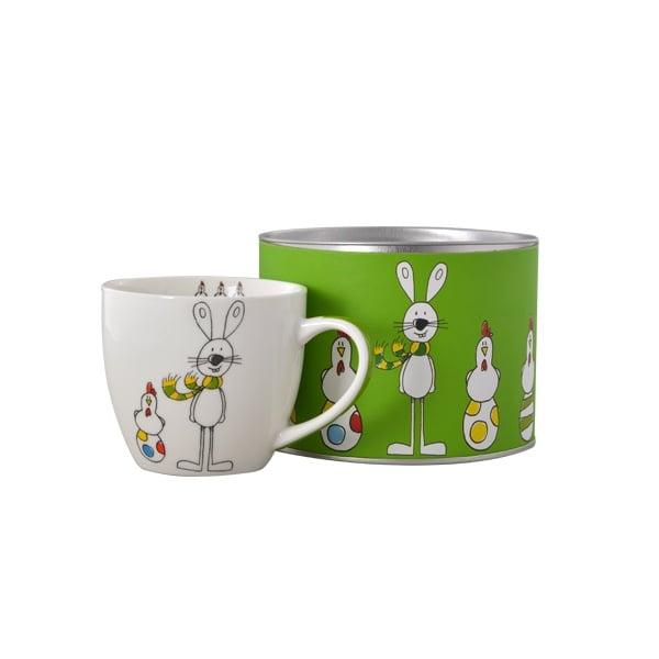 Порцеланова чаша Medium Mug Happy Easter