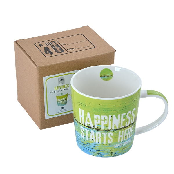 Порцеланова чаша Happiness