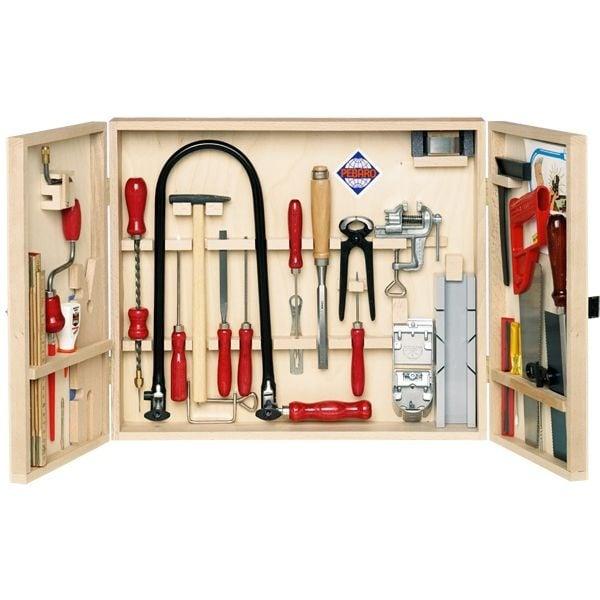 Професионален комплект за дърворезба