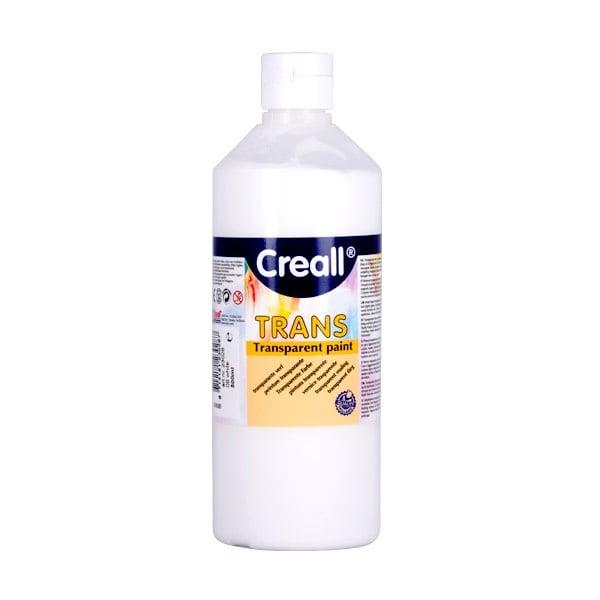 Прозрачни водни бои CREALL TRANS, 500 ml Прозрачна водна боя CREALL TRANS, 500 ml, бяла