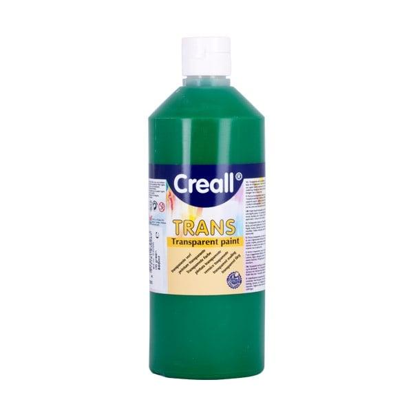 Прозрачни водни бои CREALL TRANS, 500 ml Прозрачна водна боя CREALL TRANS, 500 ml, зелена