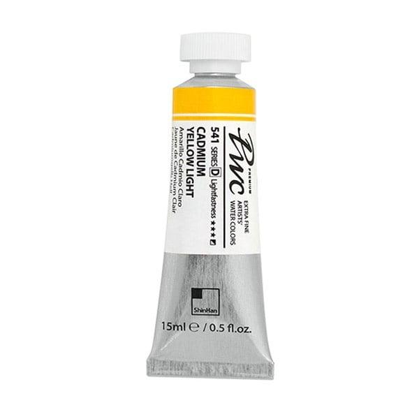 Водна боя Profesional Water Color, 15 ml Водна боя PWC, 15 ml, CADMIUM YELLOW LIGHT