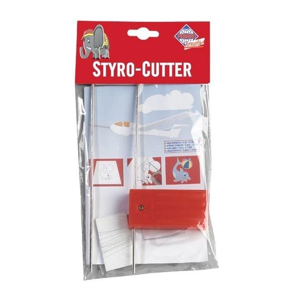 Ръчен уред за изрязване на Styropor