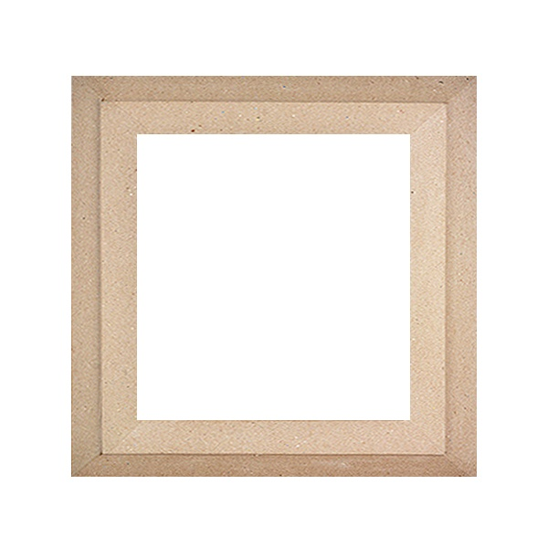 Рамка за картина от папие маше Рамка за картина от папие маше, 29 x 29 / 20 x 20 cm