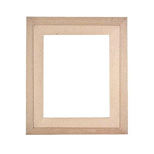 Рамка за картина от папие маше Рамка за картина от папие маше, 36 x 42 / 24 x 30 cm
