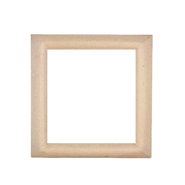 Рамка за картина от папие маше Рамка за картина от папие маше, 42 x 42 / 30 x 30 cm