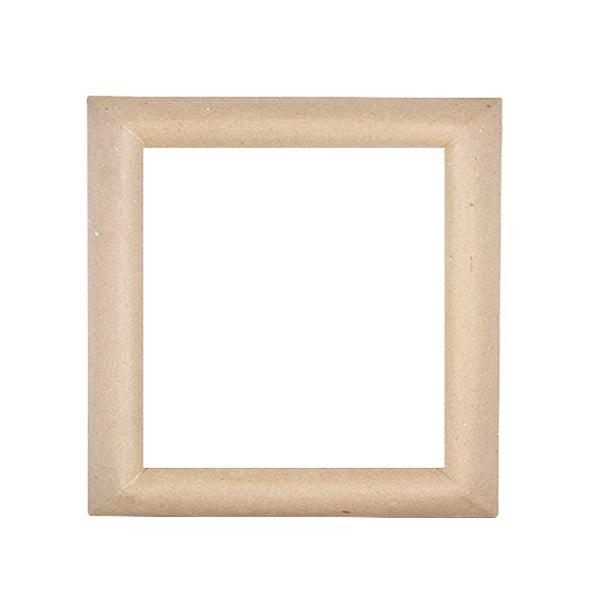 Рамка за картина от папие маше Рамка за картина от папие маше, 52 x 52 / 40 x 40 cm