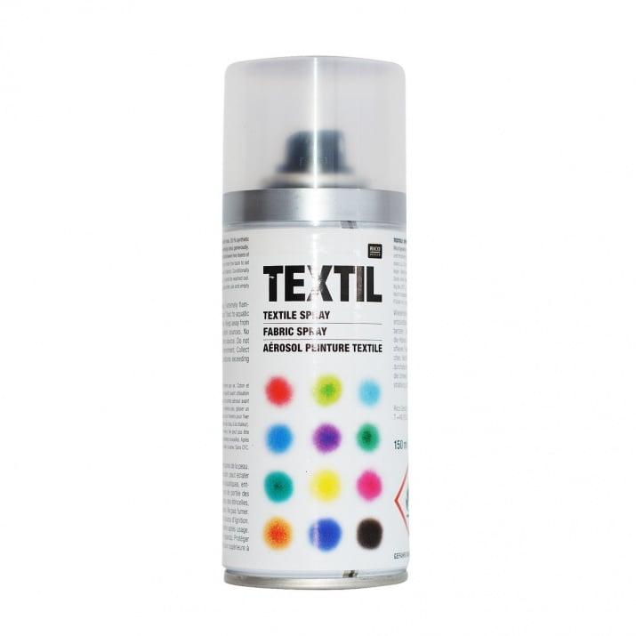 Алуминиево фолио, 20 х 30 см / 0,15 мм, 3 бр., двуцветно - червено и сребристо Спрей-боя за текстил, 150 ml, сребро