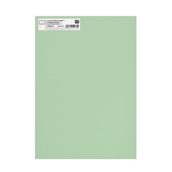 Картичка цветен картон RicoDesign, PAPER POETRY, HB6, 285g Картичка цветен картон RicoDesign, PAPER POETRY, HB6, 240g, LINDGRUEN