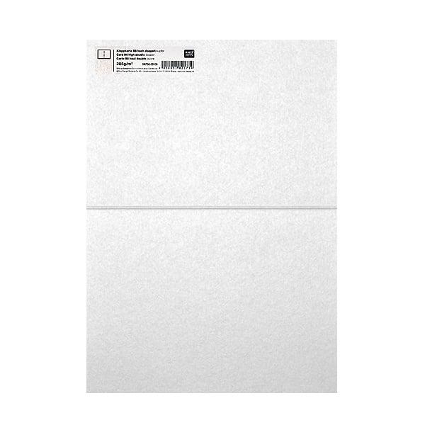 Картичка цветен картон RicoDesign, PAPER POETRY, HB6, 285g Картичка цветен картон RicoDesign, PAPER POETRY, HB6, 285g, CRYSTAL