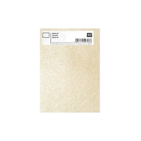 Картичка цветен картон RicoDesign, PAPER POETRY, А7 Картичка цветен картон RicoDesign, PAPER POETRY, А7, 285g, PERLMUTT
