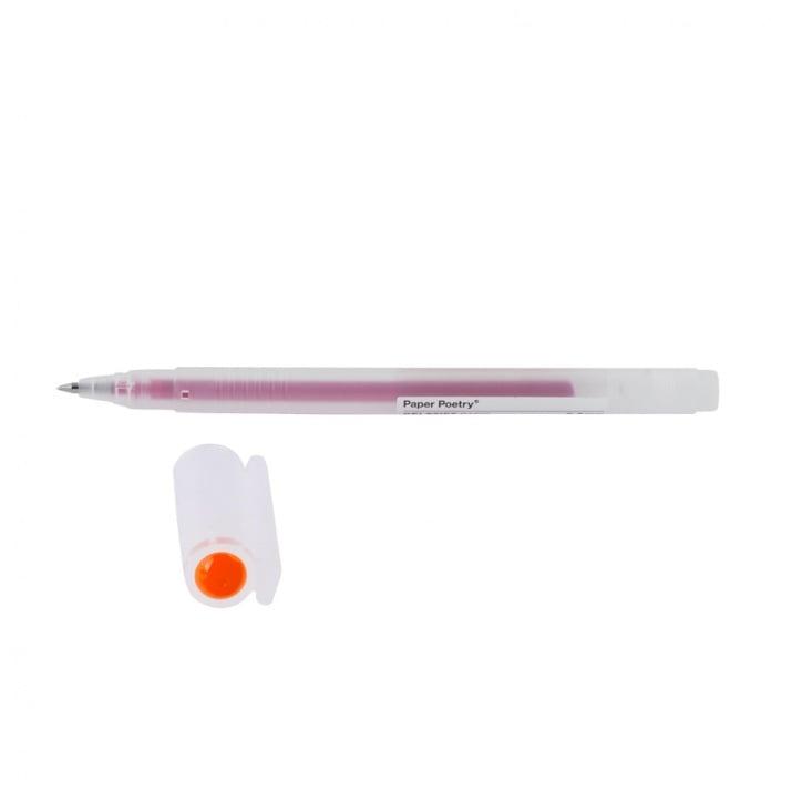 Гел химикал, 0,5 mm, основен цвят Гел химикал, 0,5 mm, оранжев