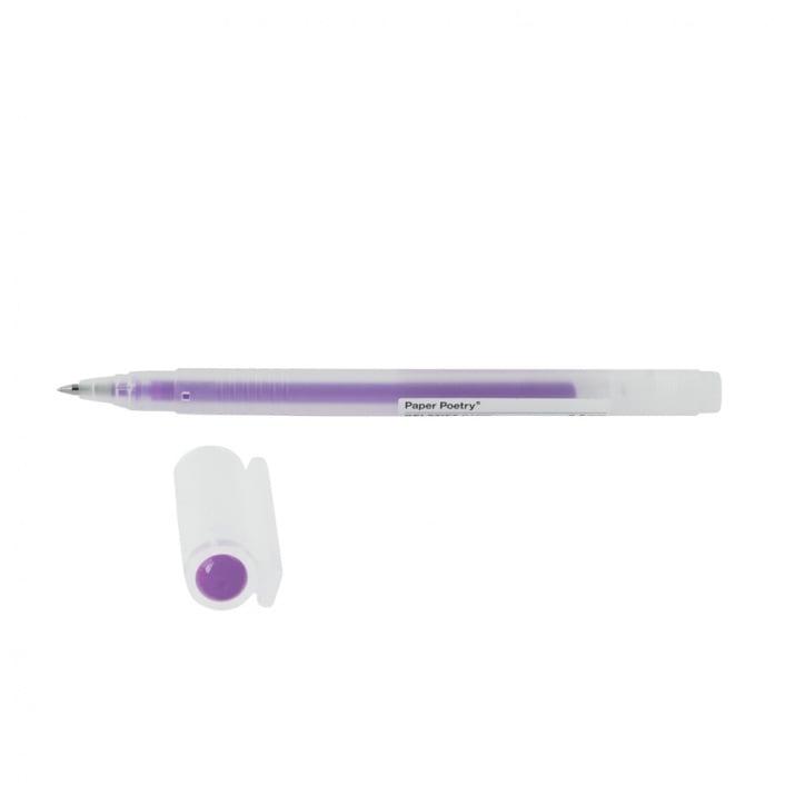 Гел химикал, 0,5 mm, основен цвят Гел химикал, 0,5 mm, лилав