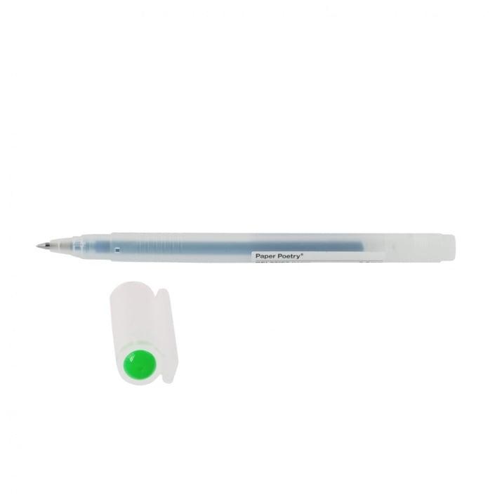 Гел химикал, 0,5 mm, основен цвят Гел химикал, 0,5 mm, зелен