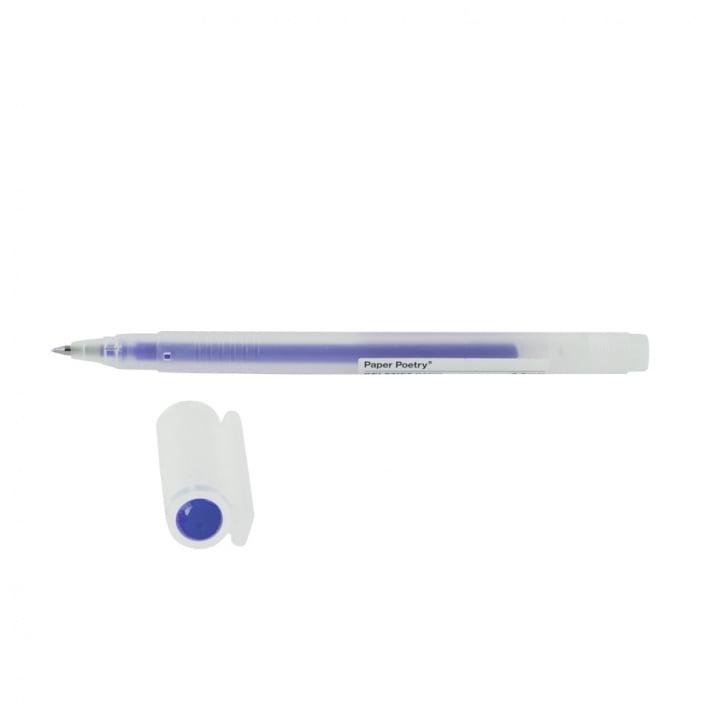 Гел химикал, 0,5 mm, основен цвят Гел химикал, 0,5 mm, син