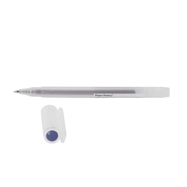 Гел химикал, 0,5 mm, основен цвят Гел химикал, 0,5 mm, тъмно син