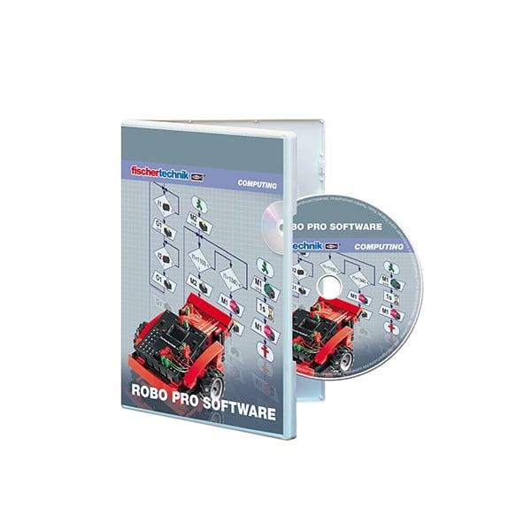 ROBO Pro Софтуер за училища за Windows, деца на 10+ г.