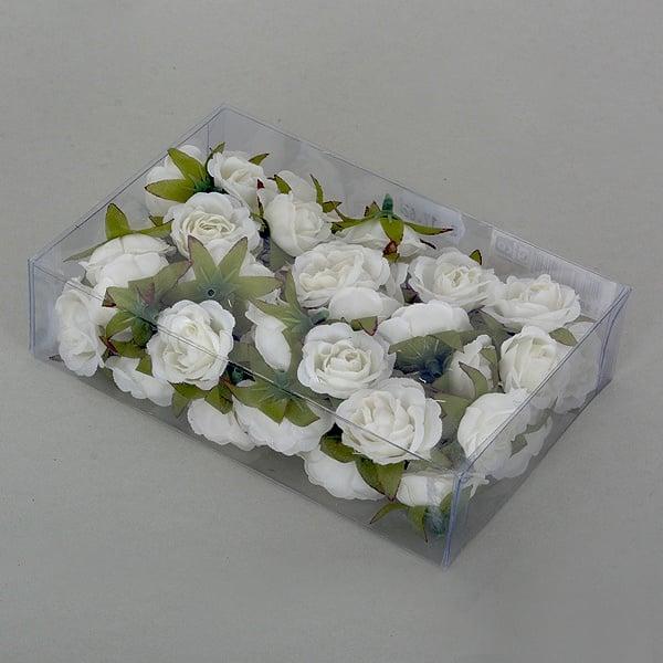 Розов цвят, Ø 30 mm, 50 бр., крем