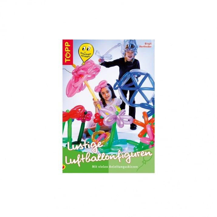 Книга техн. литература, Забавни фигури с балони