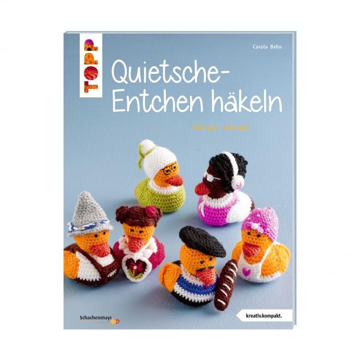 Книга техн. литература, Quietsche-Entchen häkeln