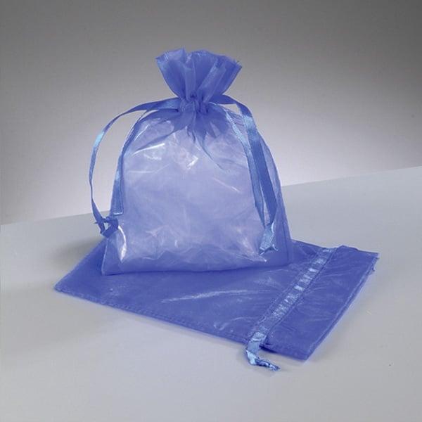 Торбичка от органза, 12,5 x 17 cm Торбичка от органза, 12,5 x 17 cm, кралско синьо