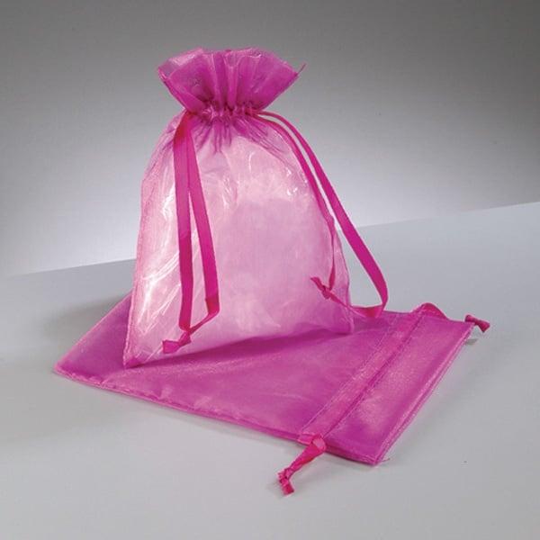 Торбичка от органза, 12,5 x 17 cm Торбичка от органза, 12,5 x 17 cm, лилаво
