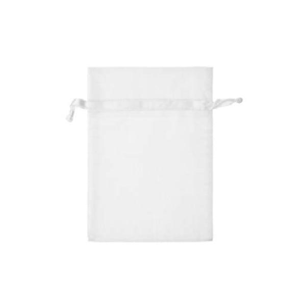 Торбичка подаръчна шифон, 15 X 24 cm Торбичка подаръчна шифон, 12 x 17 cm, бяла