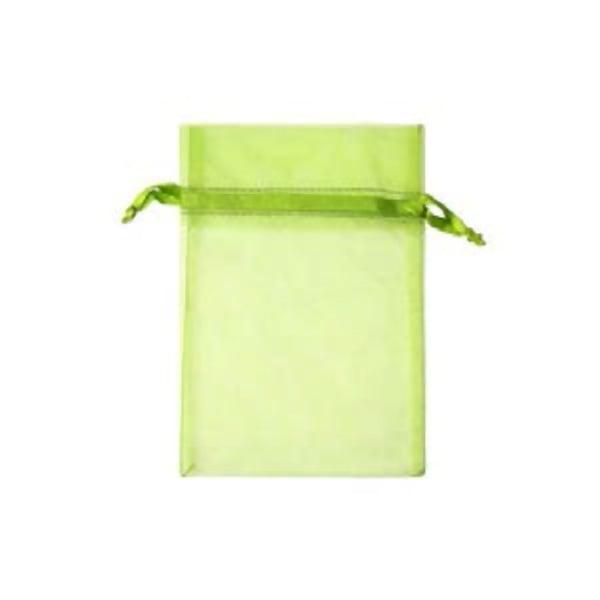 Торбичка подаръчна шифон, 15 X 24 cm Торбичка подаръчна шифон, 12 x 17 cm, светло зелена