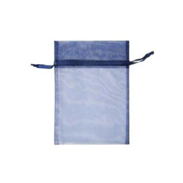 Торбичка подаръчна шифон, 15 X 24 cm Торбичка подаръчна шифон, 12 x 17 cm, тъмно синя
