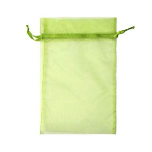 Торбичка подаръчна шифон, 15 X 24 cm Торбичка подаръчна шифон, 15 X 24 cm, светло зелена