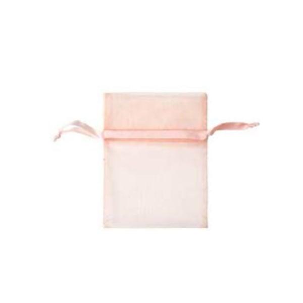 Торбичка подаръчна шифон, 15 X 24 cm Торбичка подаръчна шифон, 9 x 12 cm, стара роза