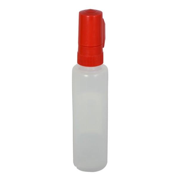 Туба-писалка за бои CREALL, 50 ml, d 2 mm, червена
