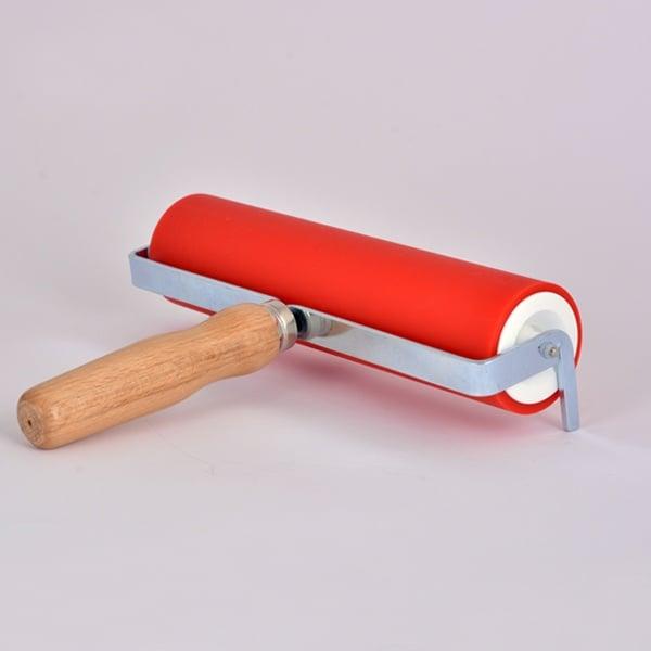 Валяк за нанасяне на мастило за линогравюра Валяк за нанасяне на мастило за линогравюра, ф 50 x 200 mm