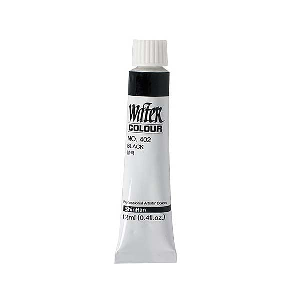 Водни бои ARTISTS WATER Водна боя ARTISTS' WATER, 12 ml, Black