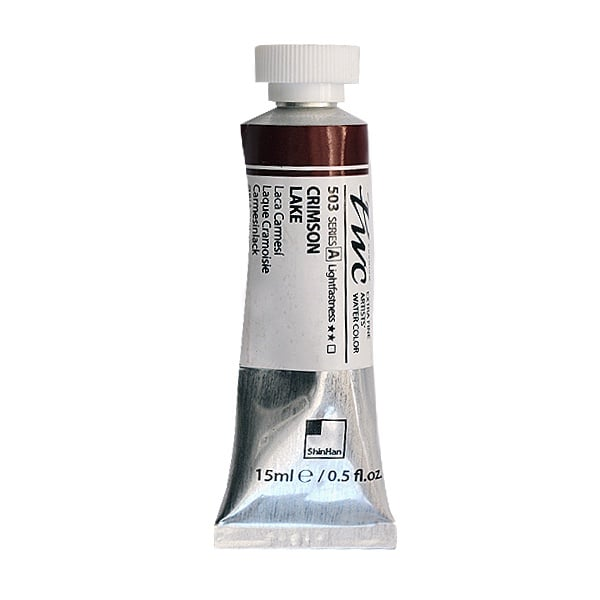 Водна боя Profesional Water Color, 15 ml Водна боя PWC, 15 ml, Crimson Lake