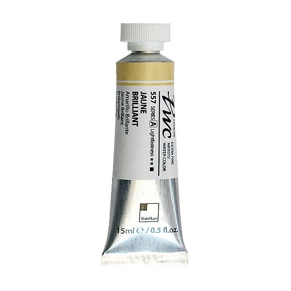 Водна боя Profesional Water Color, 15 ml Водна боя PWC, 15 ml, Jaune Brilliant