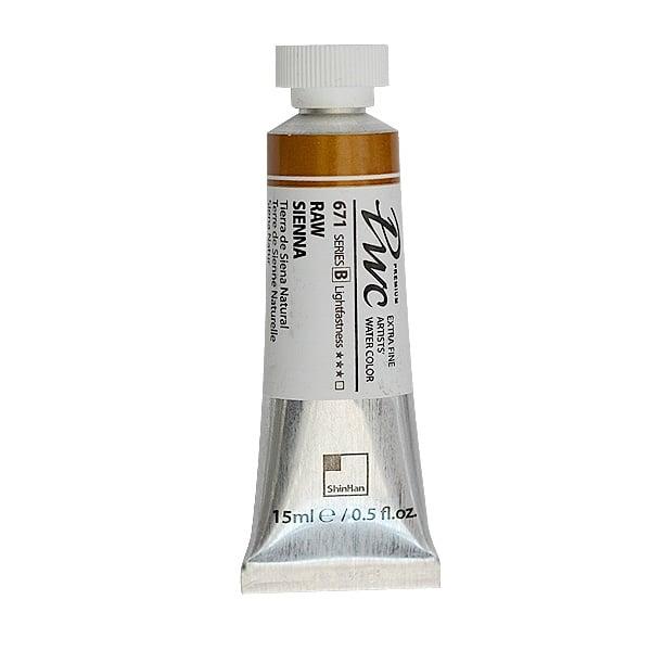 Водна боя Profesional Water Color, 15 ml Водна боя PWC, 15 ml, Raw Sienna