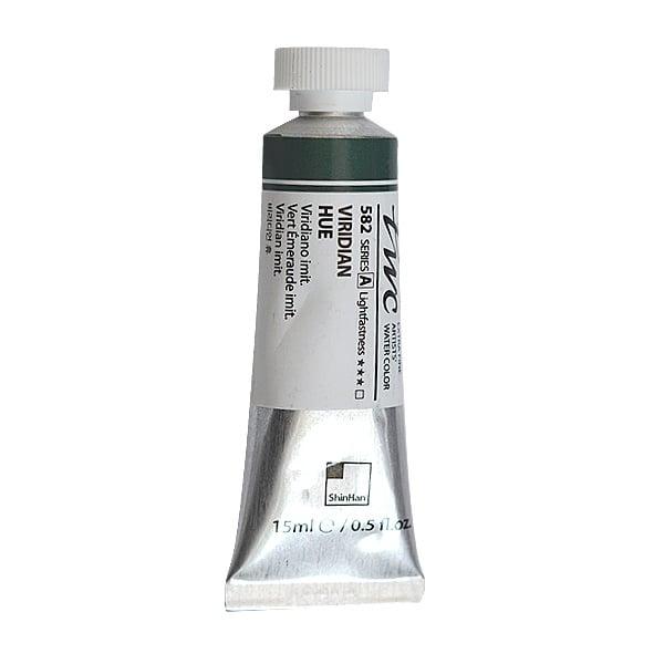 Водна боя Profesional Water Color, 15 ml Водна боя PWC, 15 ml, Viridian Hue