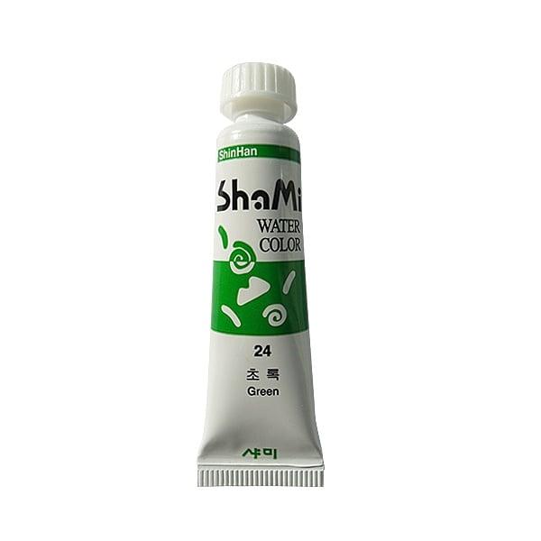 Водни бои SHAMI WATER Водна боя SHAMI WATER, 10 ml, Green