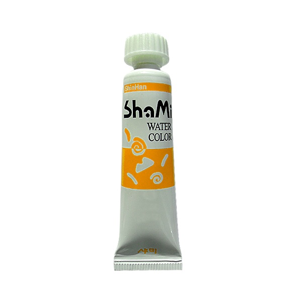 Водни бои SHAMI WATER Водна боя SHAMI WATER, 10 ml, Permanent Yellow Deep