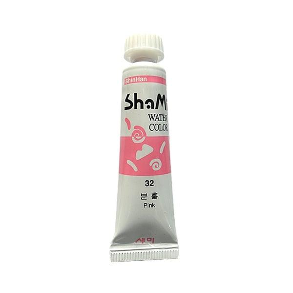 Водни бои SHAMI WATER Водна боя SHAMI WATER, 10 ml, Pink