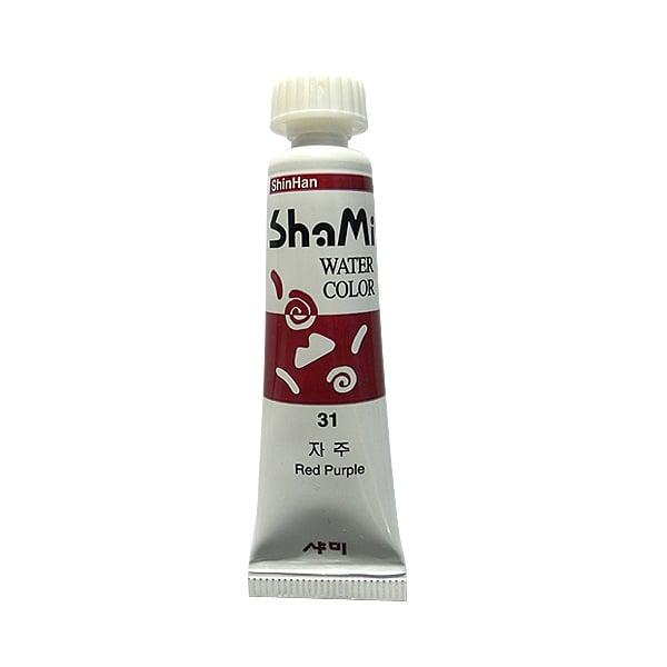Водни бои SHAMI WATER Водна боя SHAMI WATER, 10 ml, Red Purple