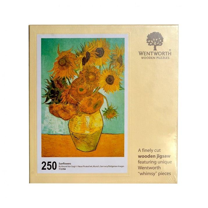 Пъзел художествен WENTWORTH, Sunflowers, 250 части