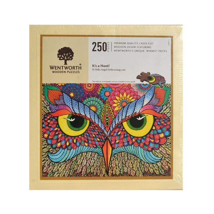 Пъзел художествен WENTWORTH, It's a hoot,250 части