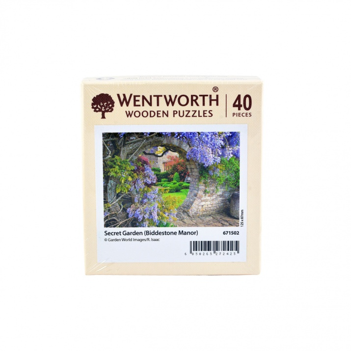 Пъзел художествен WENTWORTH, Secret Garden, 40 части