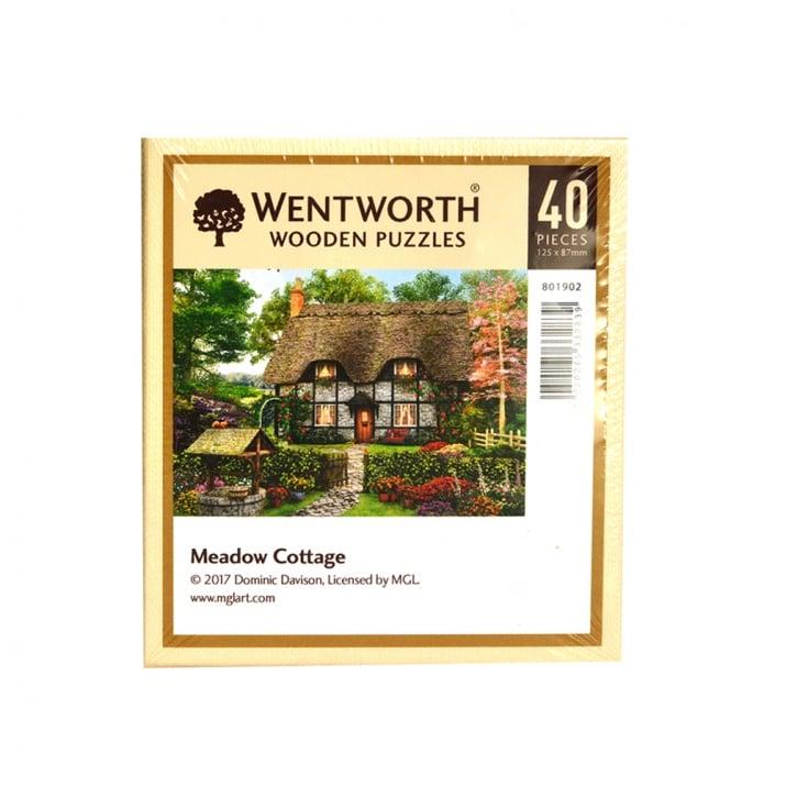 Пъзел художествен WENTWORTH,Meadow Cottage,40части