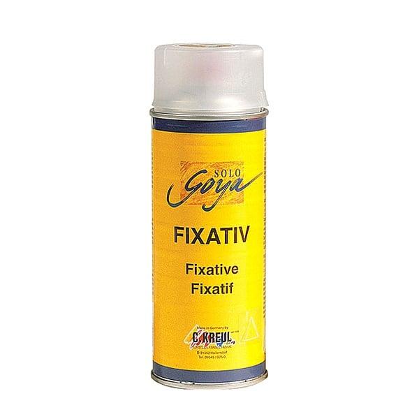 Алуминиево фолио, 20 х 30 см / 0,15 мм, 3 бр., двуцветно - червено и сребристо Защитен финиш за графика SOLO Goya, спрей 150 ml